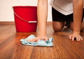 Как легко и быстро отмыть зеленку с кожи и пола
