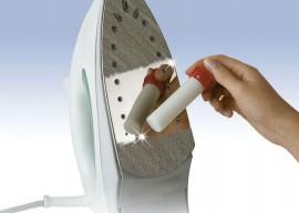 Простые способы очистки подошвы утюга от накипи и нагара