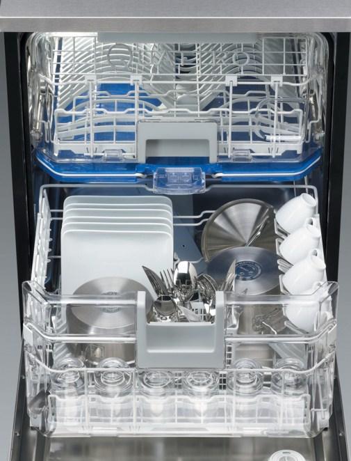 посудомоечная машинка из нутри