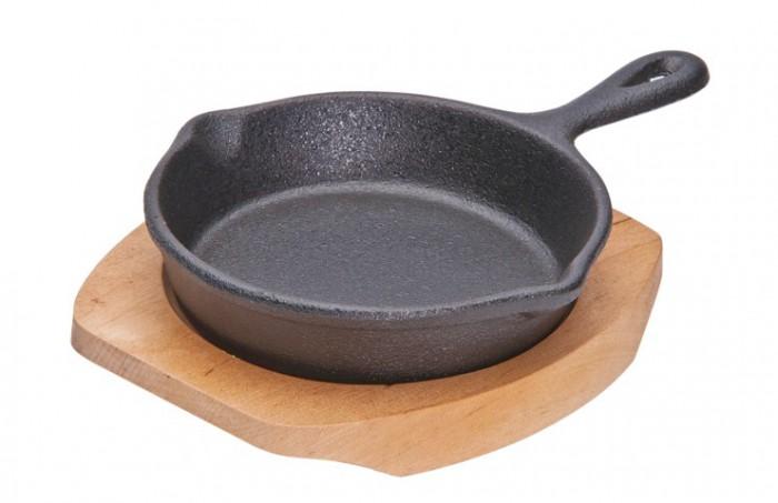 чугунная сковородка