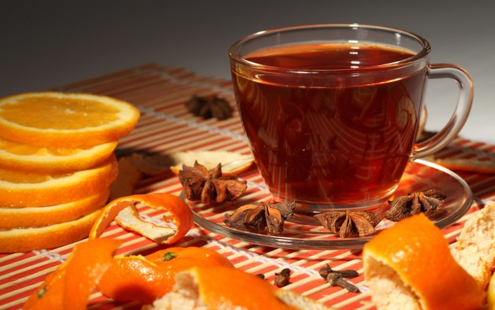 Чем отстирать пятна от чая