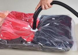 Вакуумные пакеты для одежды — как хранить вещи правильно?
