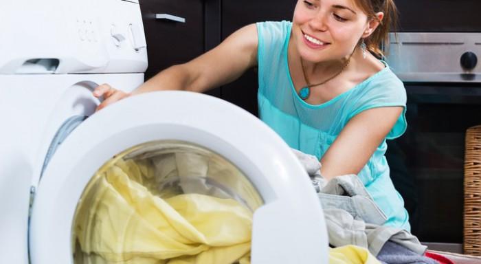 Стираем полиэстер в стиральной машине