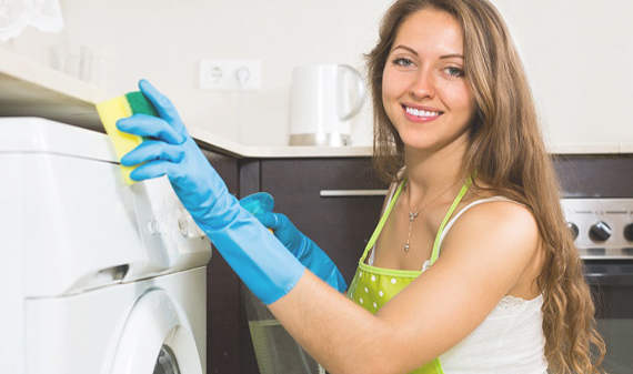 Очистка стиральной машины от загрязнений