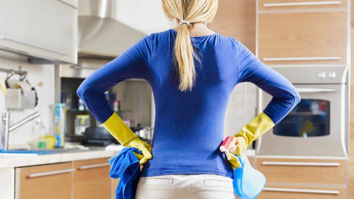 Борьба с пищевой молью начинается с уборки