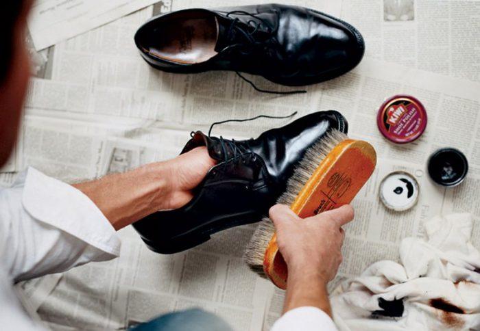уход за обувью в домашних условиях