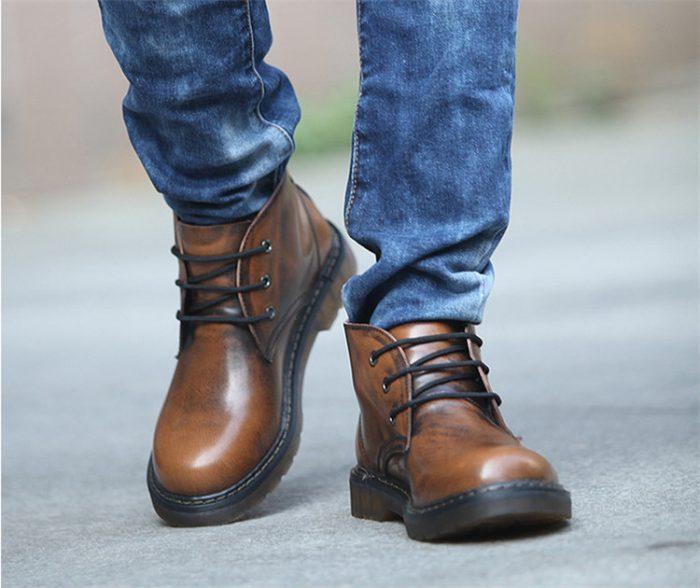 как избавиться от соли на обуви