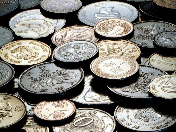 очистка монет