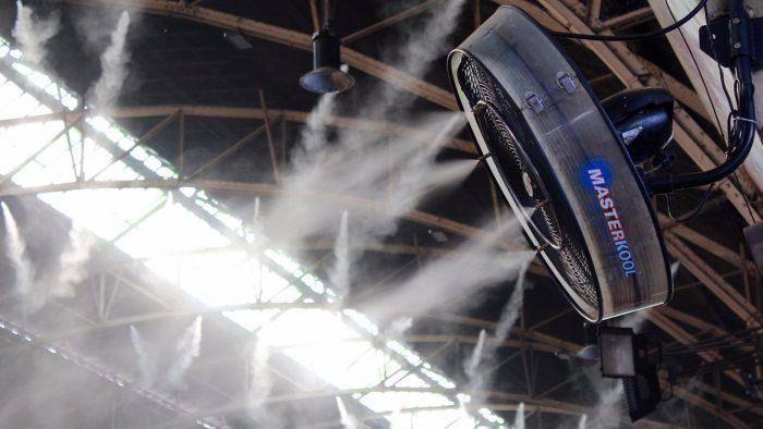 современный увлажнитель воздуха