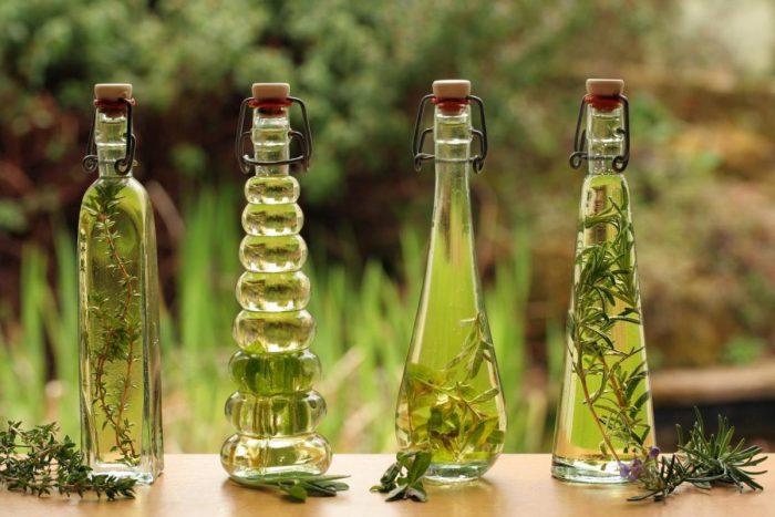 Эфирные масла отлично помогают бороться с блохами
