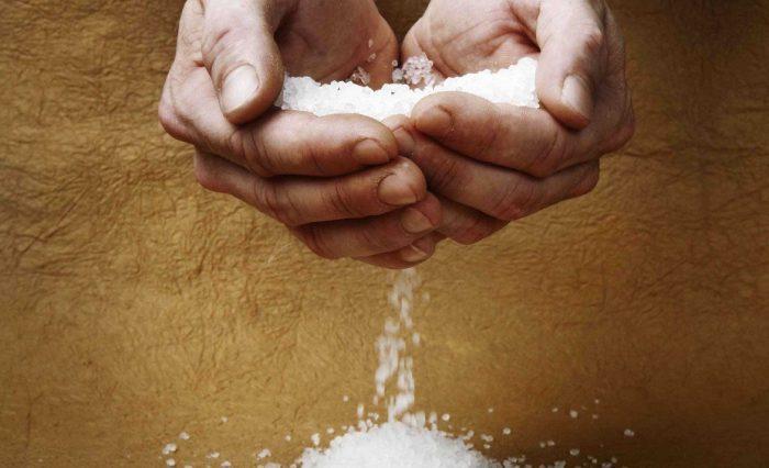 соль против блох
