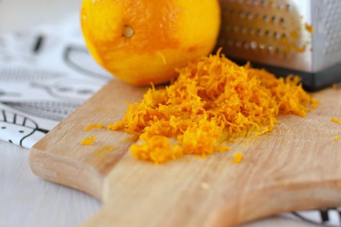 апельсиновые корки от моли