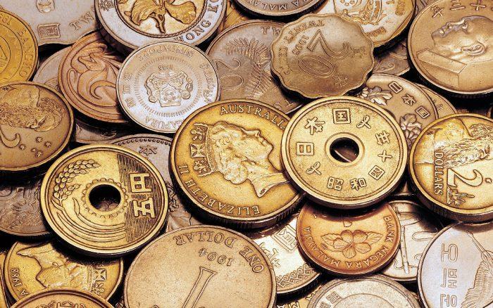 правильная очистка монет