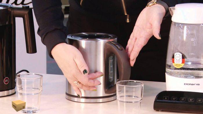 лимонная кислота от накипи в чайнике