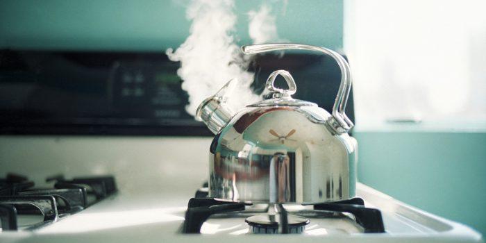 уксус от накипи в чайнике
