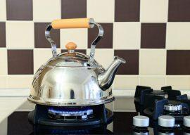 Как избавиться от накипи в чайнике — эффективное средство