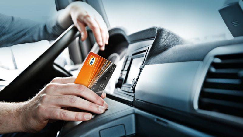 Оплата картой - выгодный способ экономить бензин