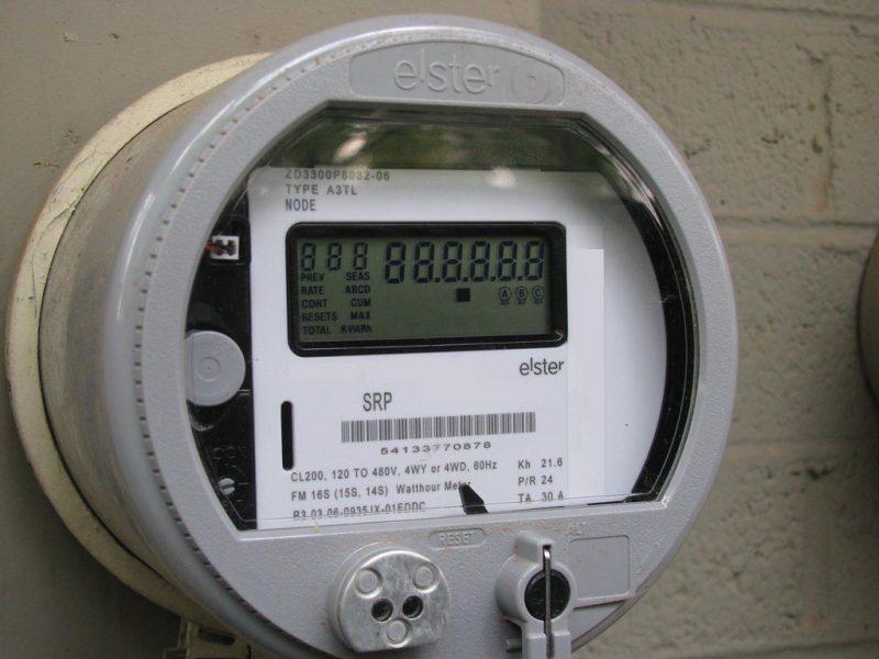 Экономить электроэнергию помогут счетчики