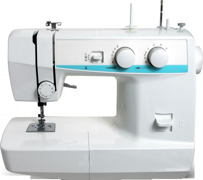 особенности швейных машинок