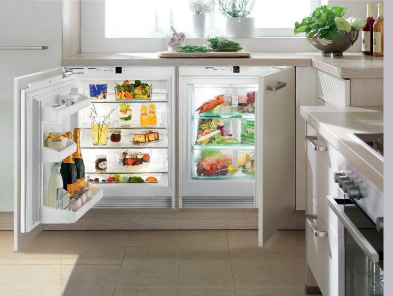экономим электричество холодильника