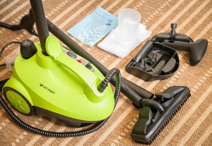 Пароочистители - полезная техника для дома