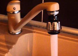 Насадка на кран для экономии воды — как выбрать?