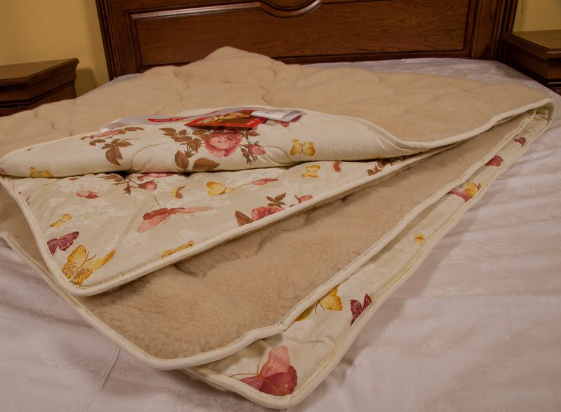 Подробности про одеяла
