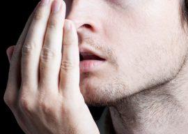 Как избавиться от запаха перегара: несколько советов