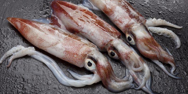 как чистить и варить кальмары