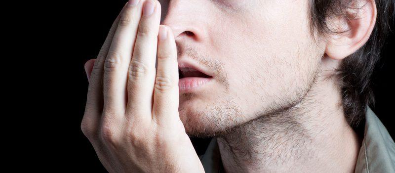 как избавиться от запаха перегара