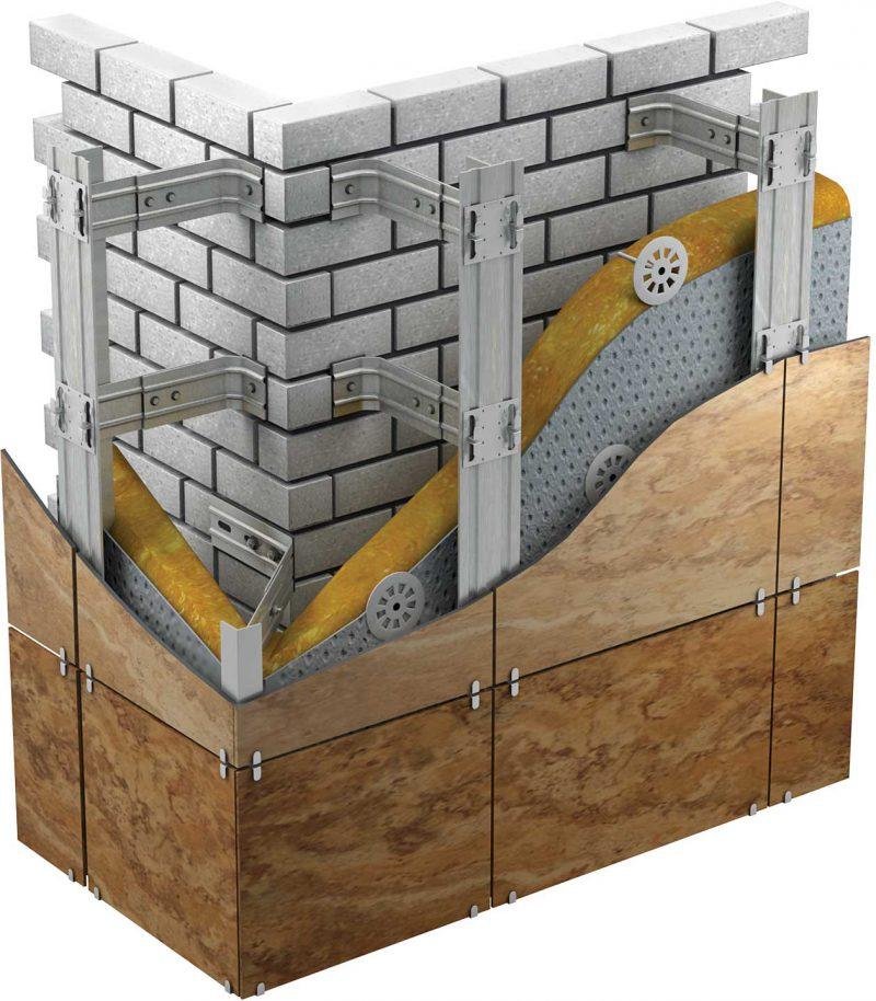 утепление стен как вариант экономии на отоплении