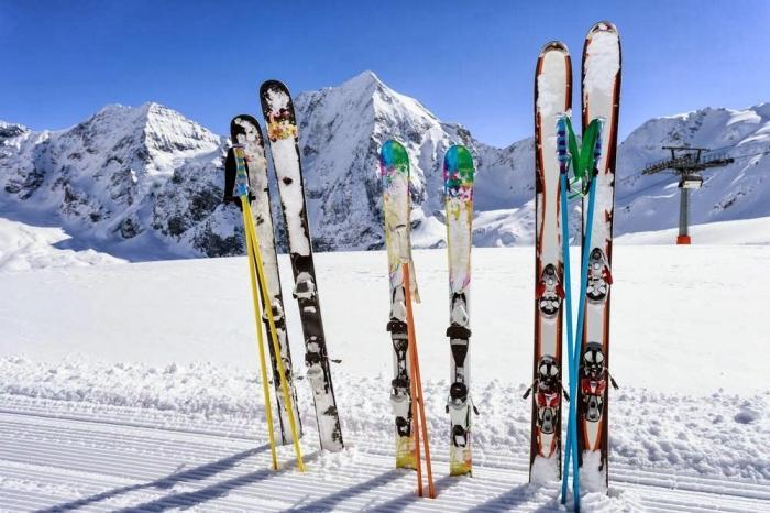 выбор горных лыж по жесткости