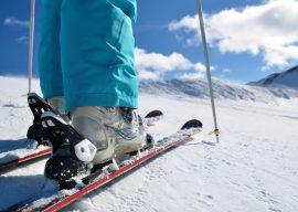 Как выбрать горные лыжи по характеристикам