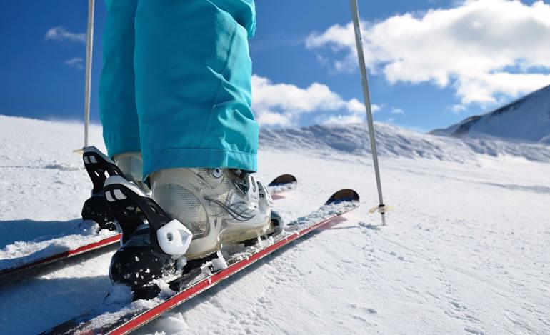 как выбрать горные лыжи новичку