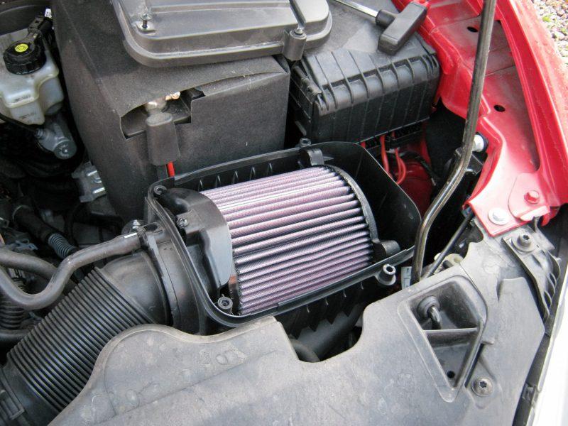 С чистым фильтром покупать бензин придется реже