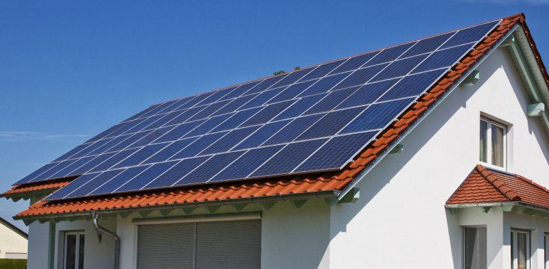 солнечные батареи позволят экономить на отоплении частного дома