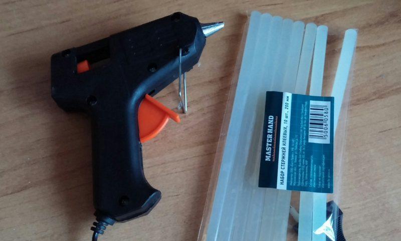 зачем нужен клеевой пистолет