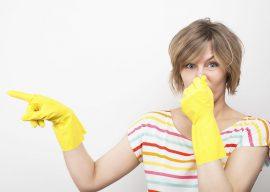 Как убрать запах из микроволновки — лучшие советы