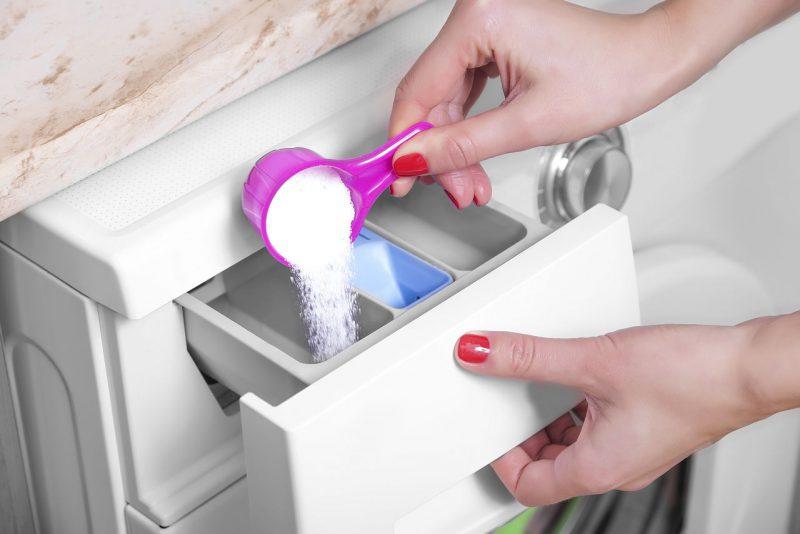 как стирать новое постельное белье в машинке