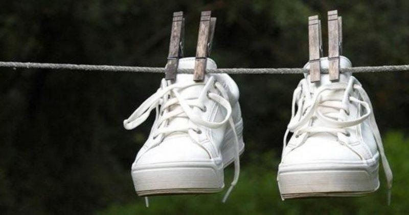 как сушить спортивную обувь