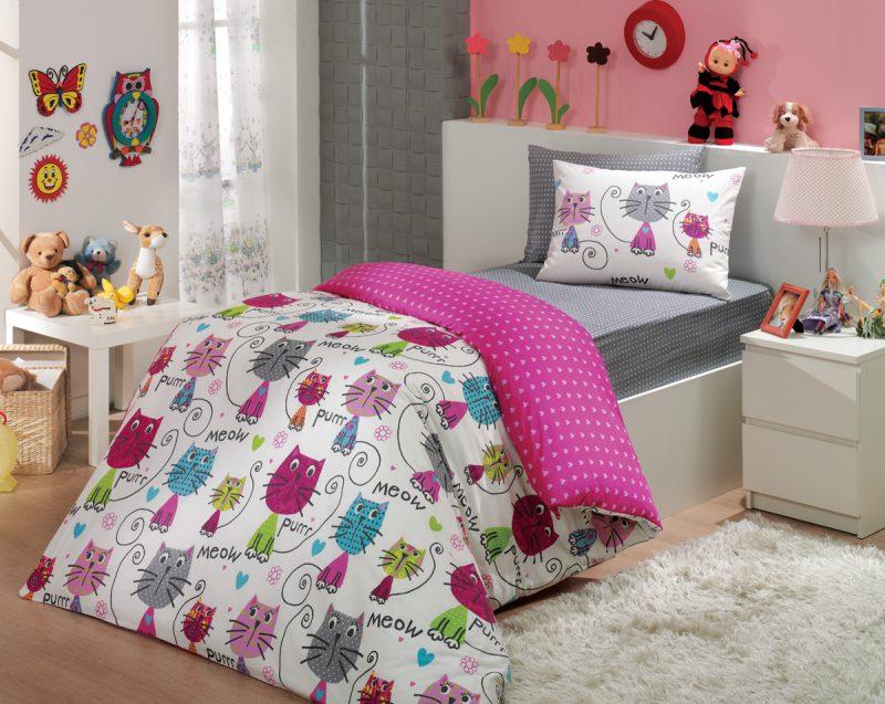 как стирать новое детское постельное белье