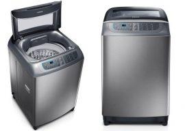 Особенности стиральной машины с вертикальной загрузкой