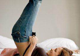 Как быстро растянуть узкие джинсы