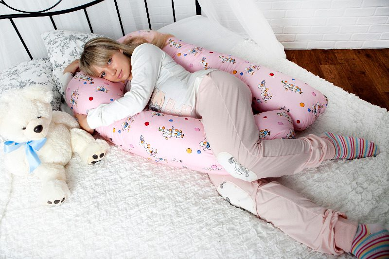 Натуральные наполнители подушек