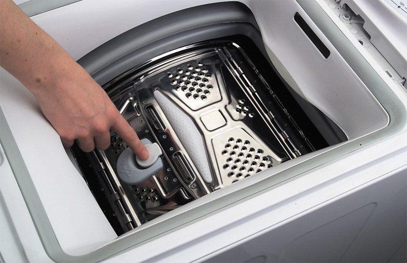 Особенности стиральной машины вертикального типа