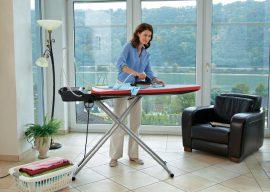 Как выбрать удобную гладильную доску для дома?