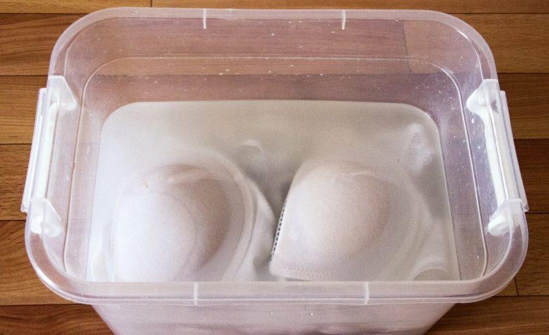 Как отбелить белье в домашних условиях без кипячения