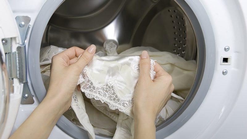 отбелить нижнее белье в домашних условиях