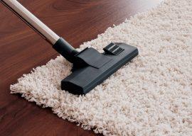 Как почистить палас в домашних условиях: несколько способов