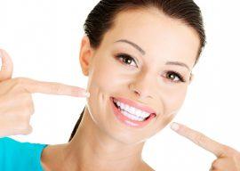 Как отбелить зубные протезы в домашних условиях?